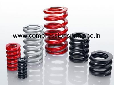 Compression Spring Exporter in India