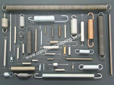 Extension Spring Supplier in India